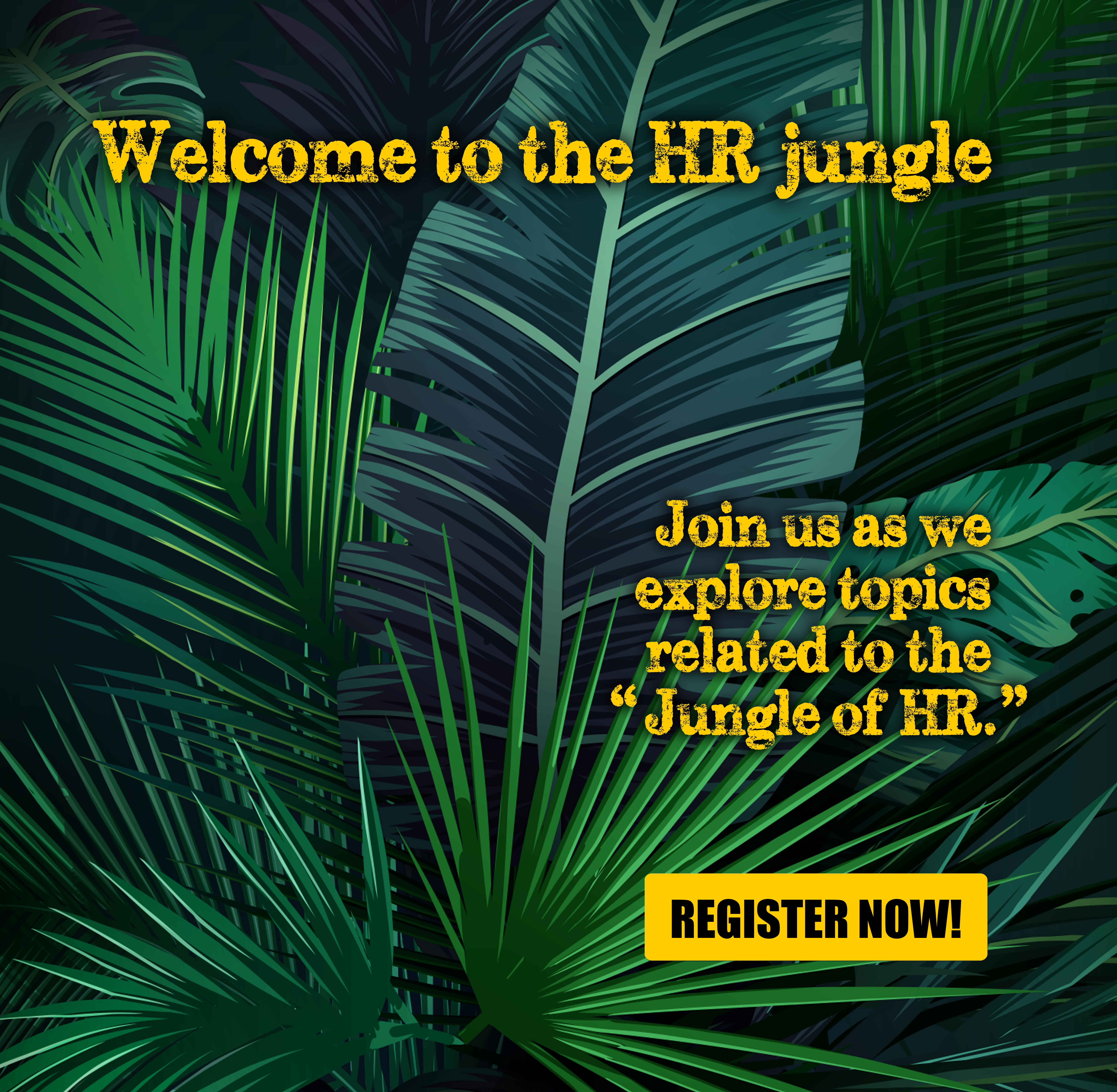 Welcome to the HR Jungle