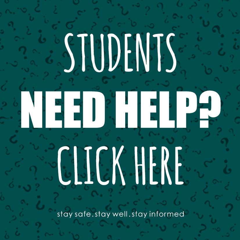 Student Get Help Form