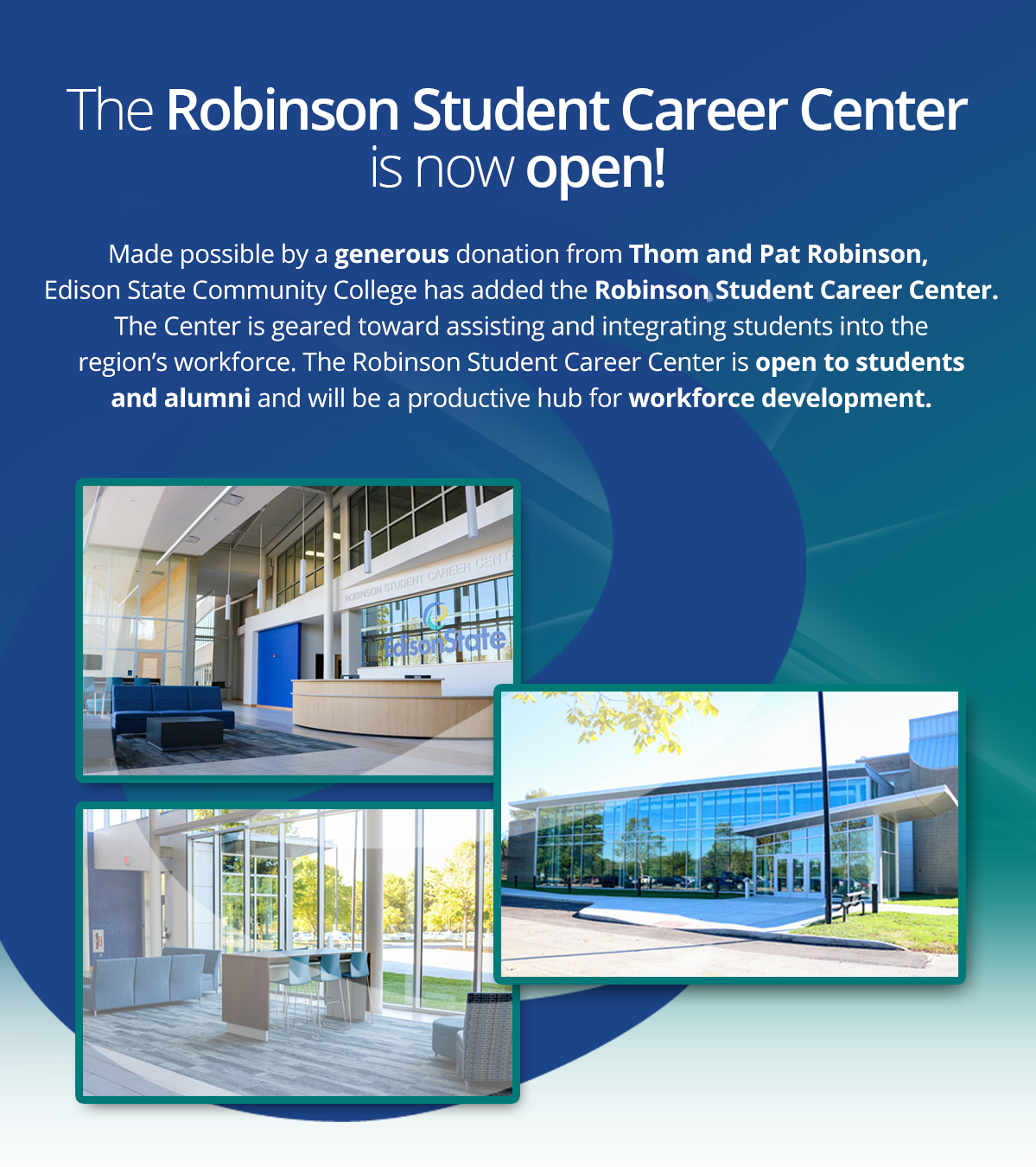 Robinson Student Career Center