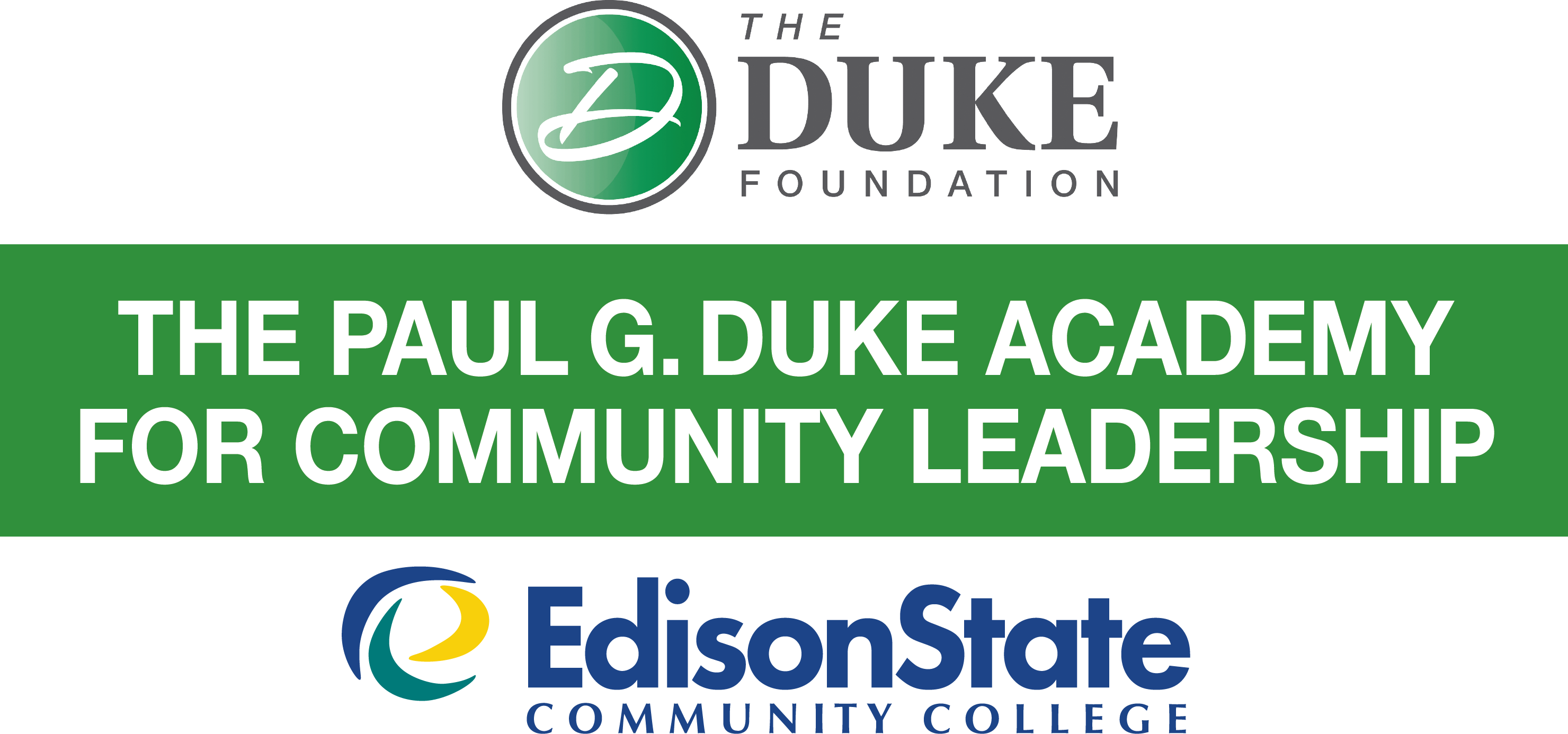 Paul G. Duke Academy for Community Leadership