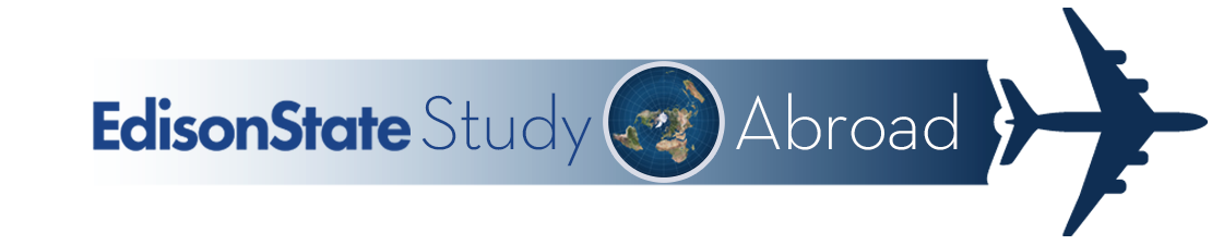 Study Abroad Banner Logo