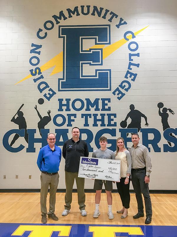 edison state community college softball