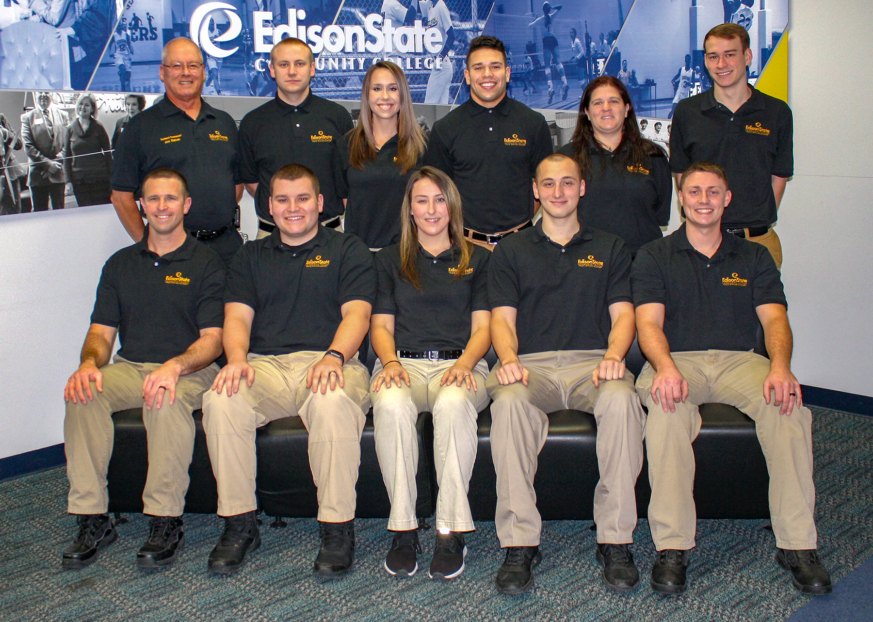 Edison State Students Complete Police Training Edison